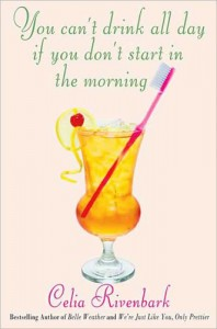 You Can't Drink All Day Book