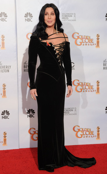 Cher Golden Globes