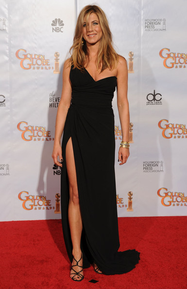 Jennifer Anniston Golden Globes