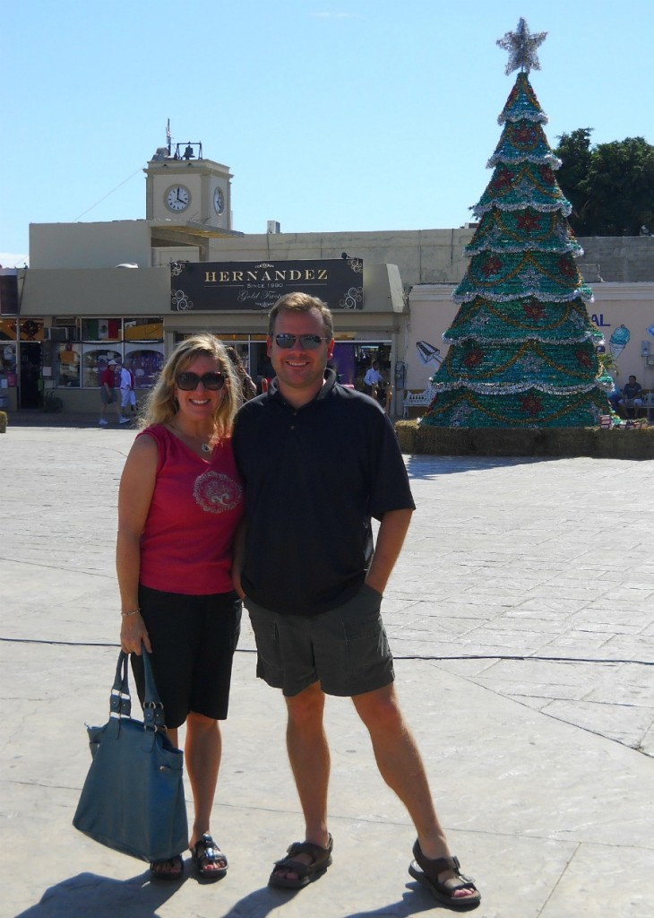 Old Town Cabo Mexico