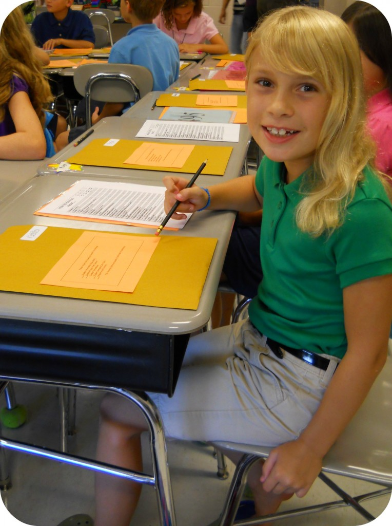 Seven Months Til Middle School | Blonde Mom Blog