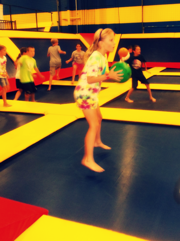 Sky High Nashville Dodgeball Birthday Party Ideas Nashville Tn