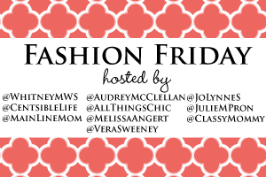 Fashion Friday button