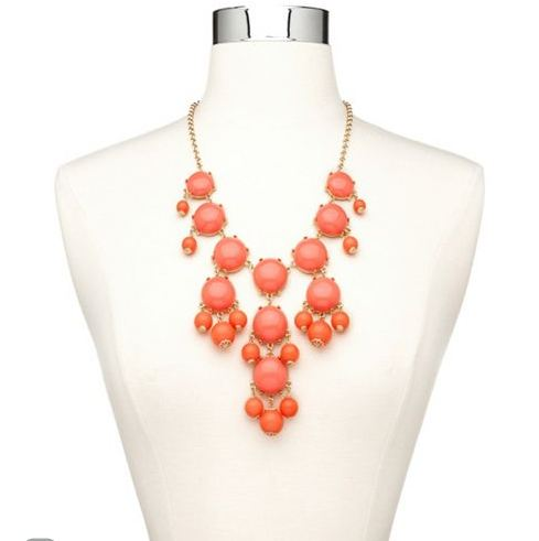 Charlotte Russe Fit for a Queen Necklace
