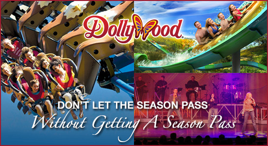Dollywood Family Summer Vacation Theme Park