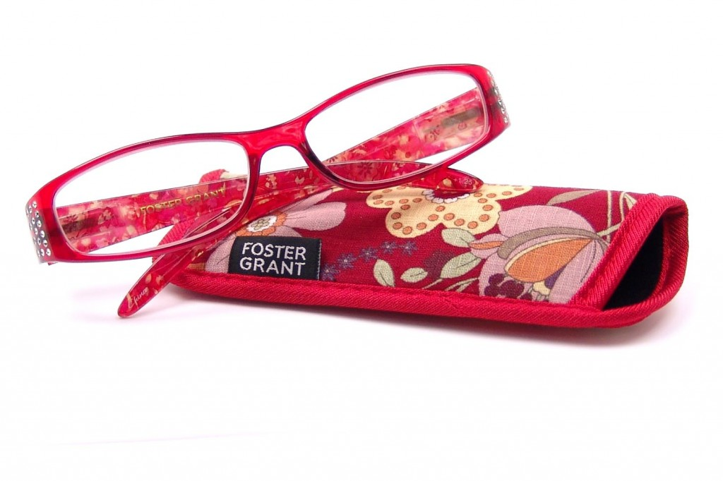 Foster Grant Ashley Red Readers