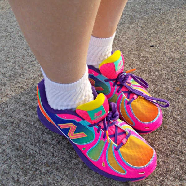 New Balance Rainbow Girls Shoes
