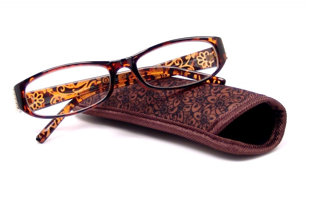 Parker tortoise shell readers