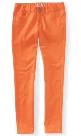 Colored Jeggings PS Aeropostale