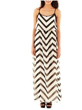 JCP Maxi Dress Sale