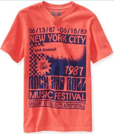 NYC Music Festival Tee