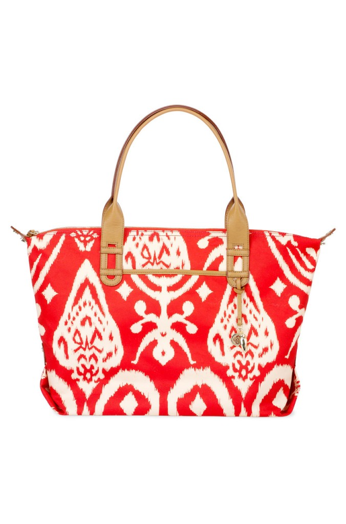 Stella Dot Ikat Bag