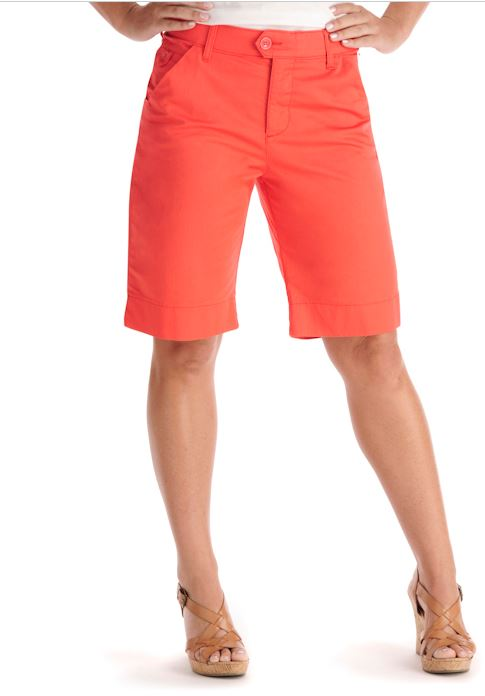 Platinum Label Lee Tango Bermuda shorts