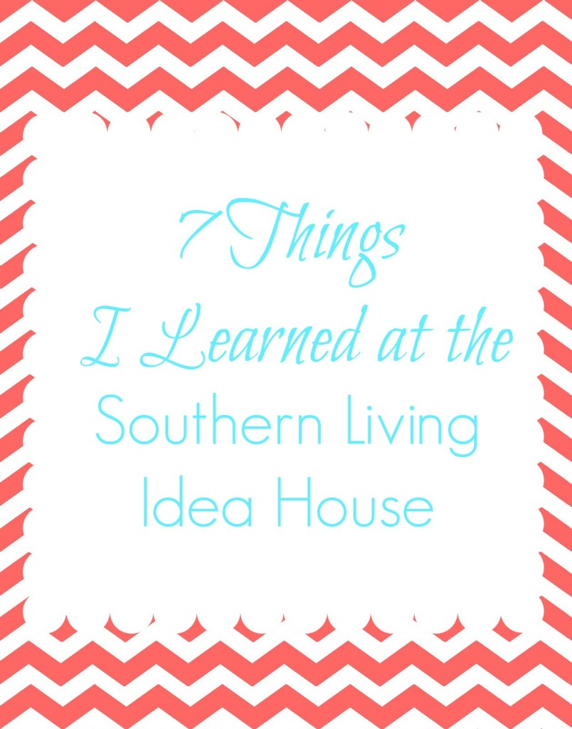 Southern Living Idea House in Nashville