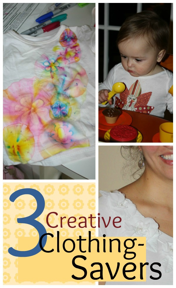 3 Creative Clothing Savers for Moms and Kids