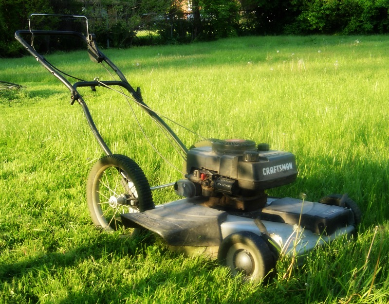 Zen of Mowing