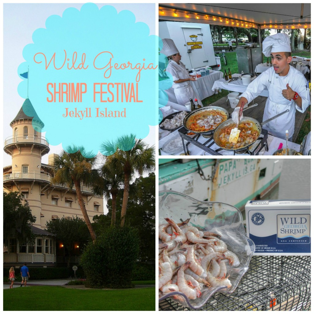 Annual Wild Georgia Shrimp Festival