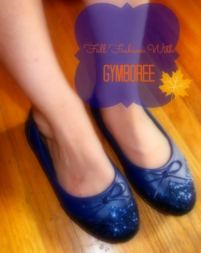Fall Fashion With Gymboree Label