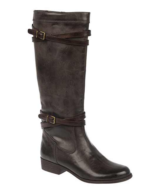 Gray Naturalizer Boot