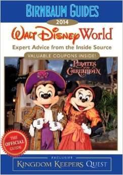 Disney World Travel Guide Book