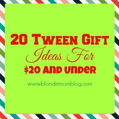 Tween Gift Holiday Guide