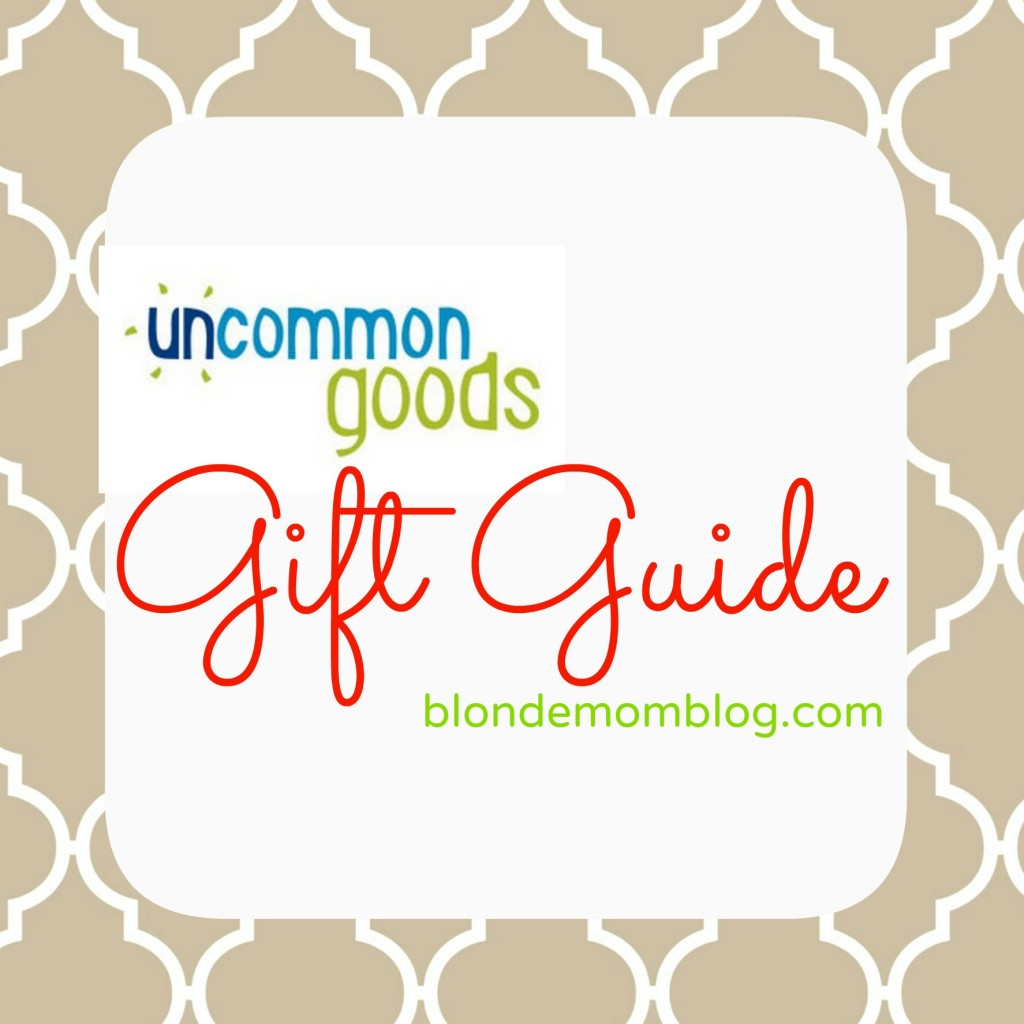 Uncommon Goods Gift Guide 2013