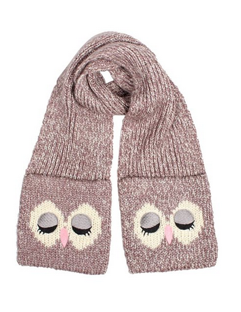 cute tween scarf