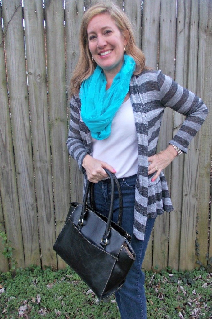 Blonde Mom Blog Emilie M Bag Review