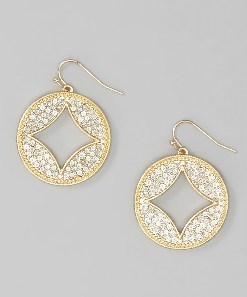 Budget Friendly Gold Jewelry Earrings