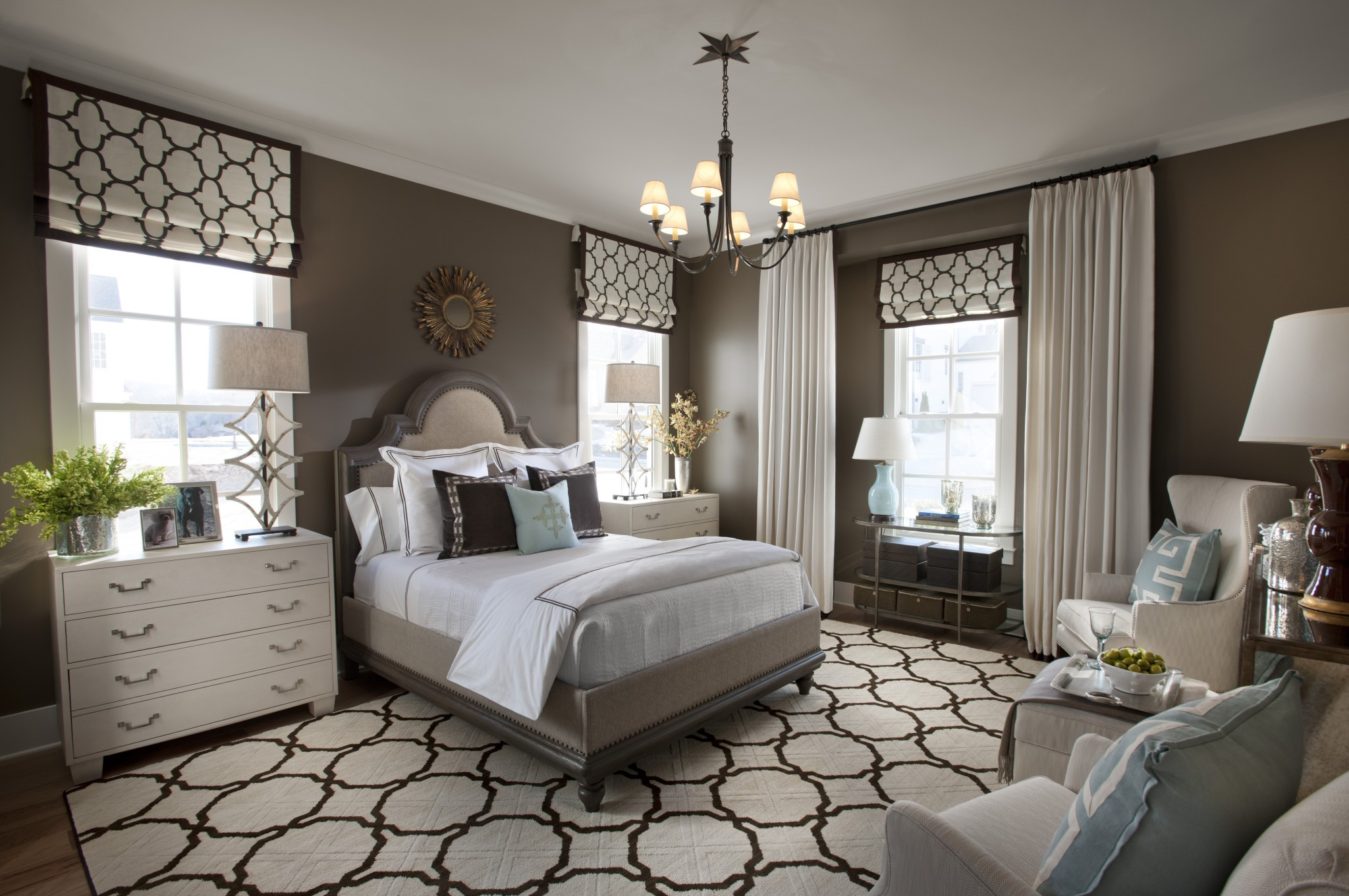 Get smart enter to win the hgtv smart home located in for Master bedroom designs hgtv