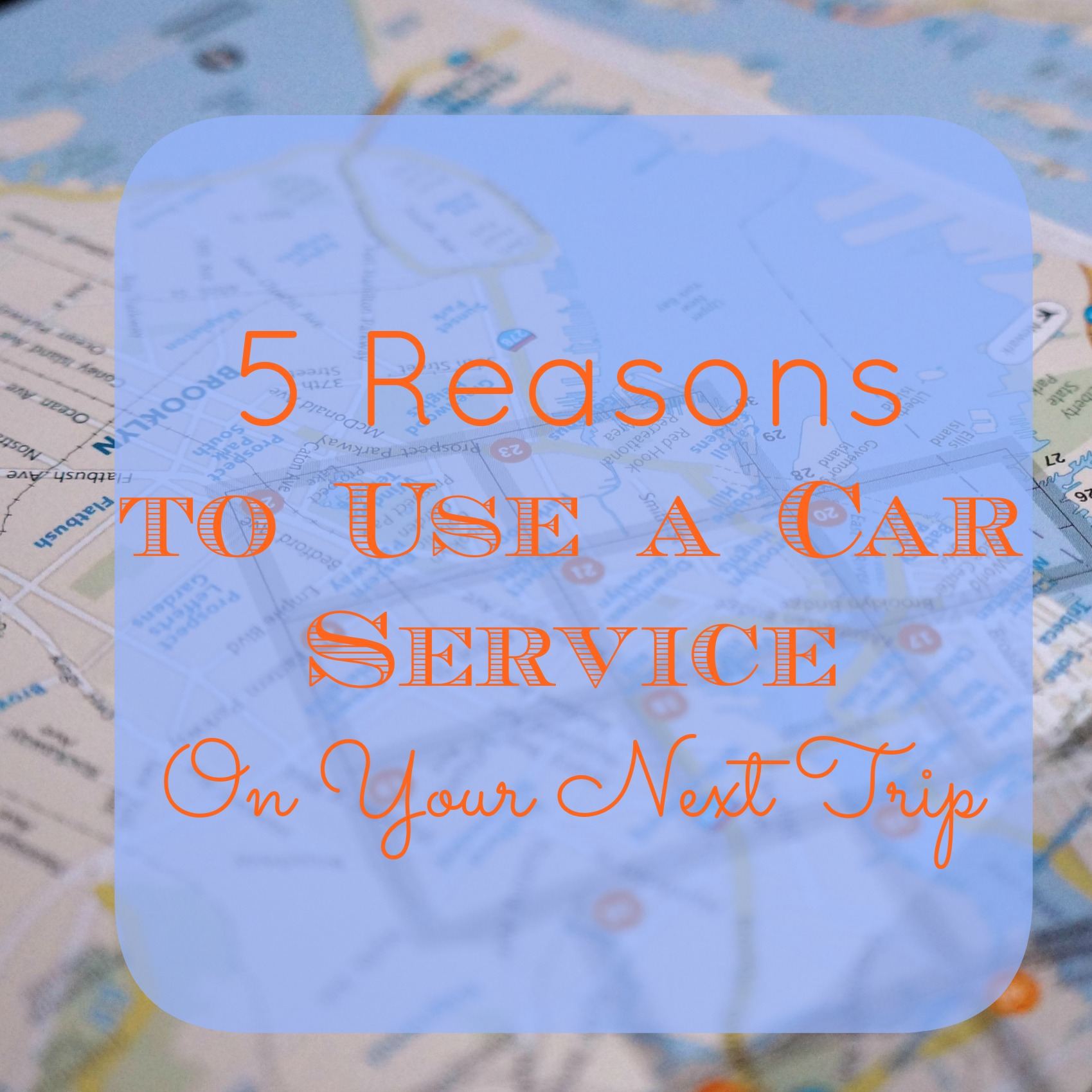 car service travel tips
