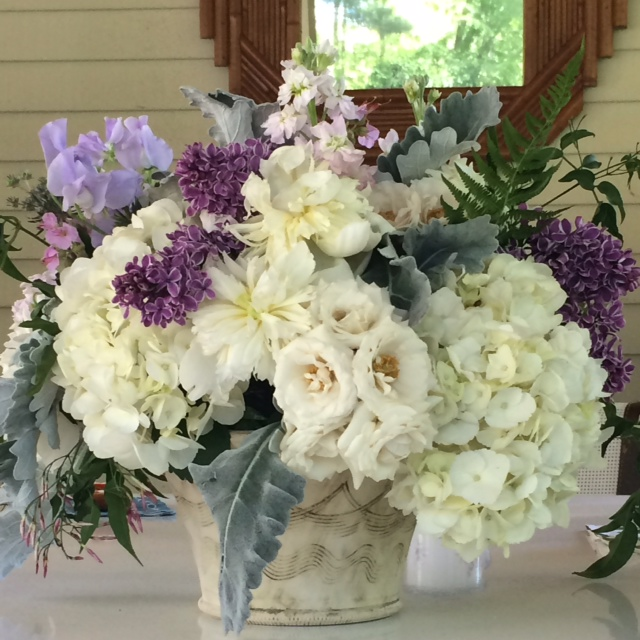 Summer Wedding Flowers Idea