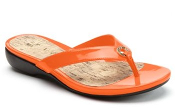 orange wedge