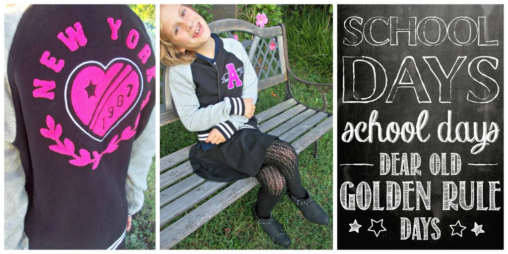 Back to School Girls fall Fashion Friday