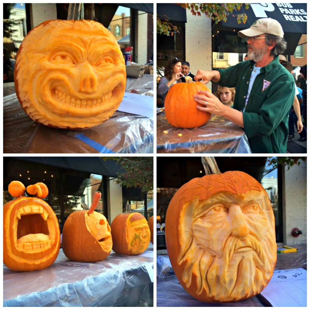 Downtown Franklin Pumpkinfest