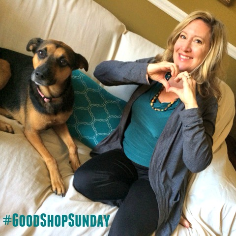 GoodShopSunday Pledge