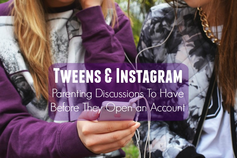 Instagram and Tweens Guide one mom's insights