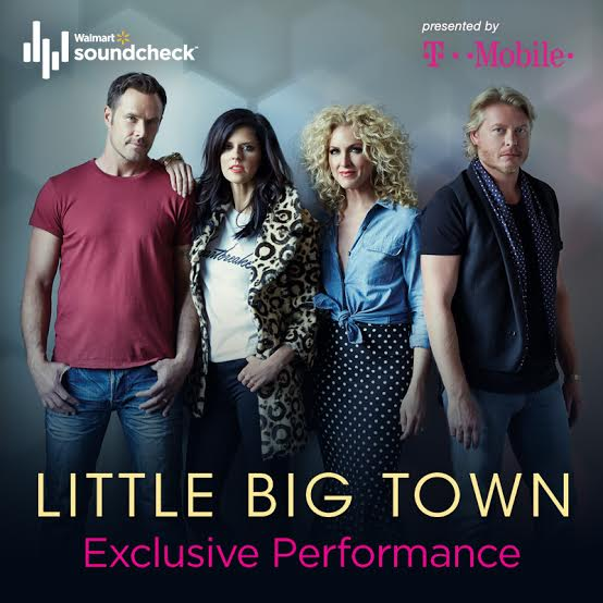 Little Big Town Exclusive Performance