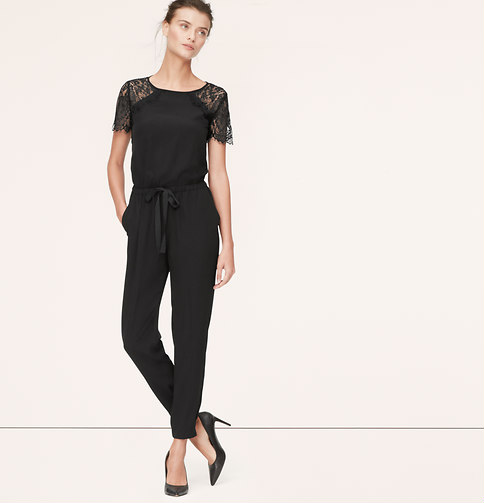 10 Black Jumpsuits To Take You From Conference Call to ...