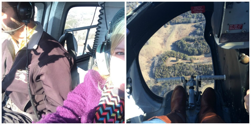 Fly Scenic Helicopter Ride Sevierville Tennessee