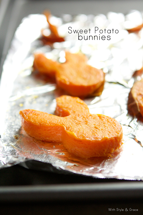 Sweet Potato Bunnies