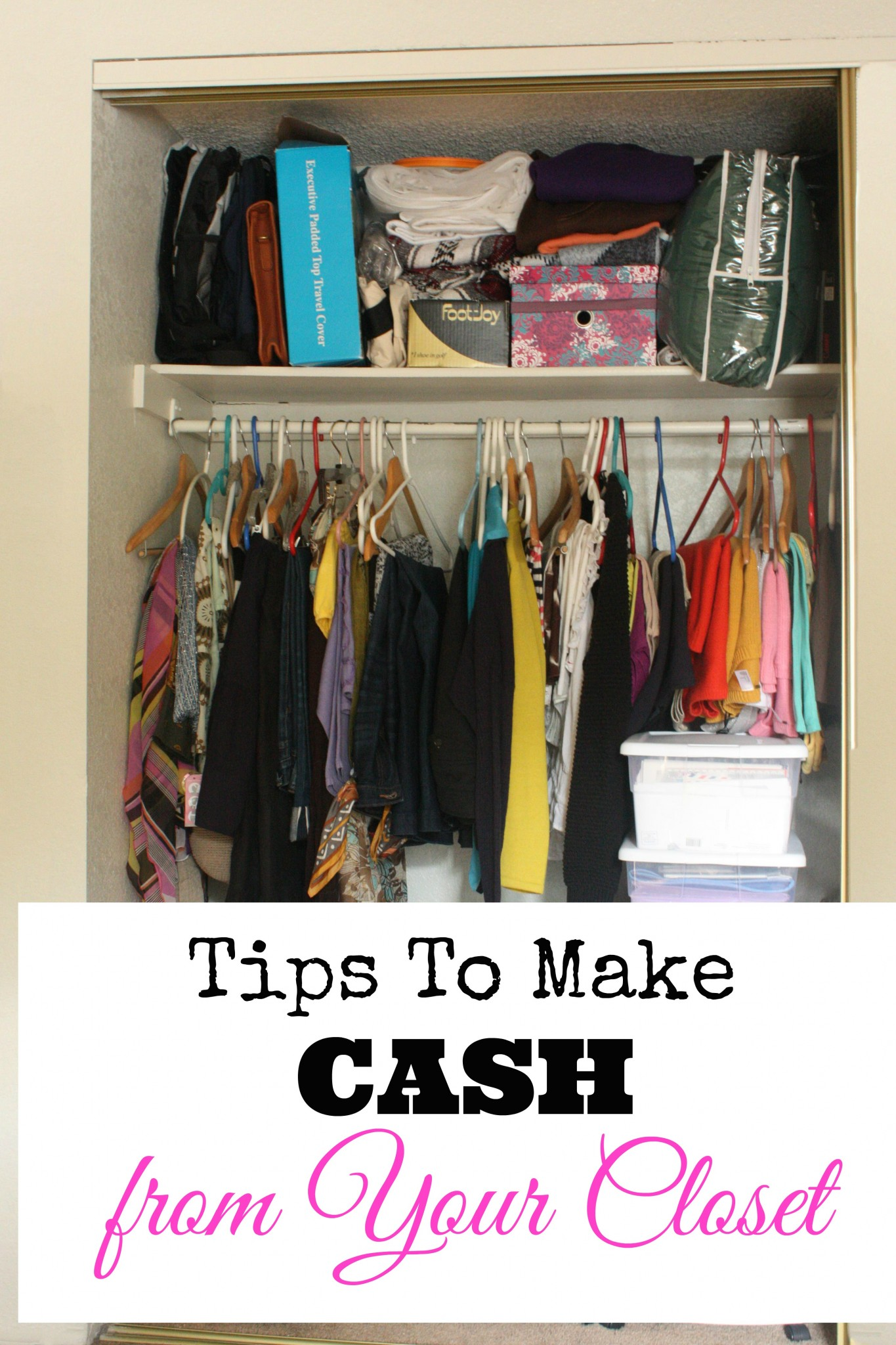 cash from your closet consignment tips