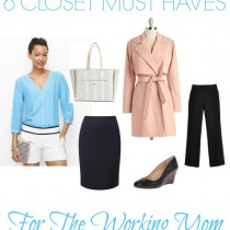 closet must haves for working women