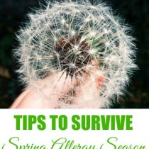 spring allergy tips CVS