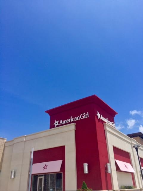 New American Girl Doll Store Nashville