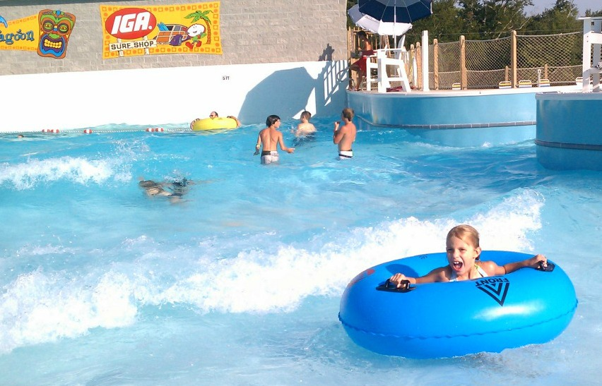 Water Park Beech Bend Kentucky