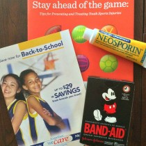 CVS fall school sports supplies