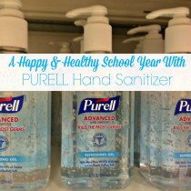 Purell Back to School Wish List