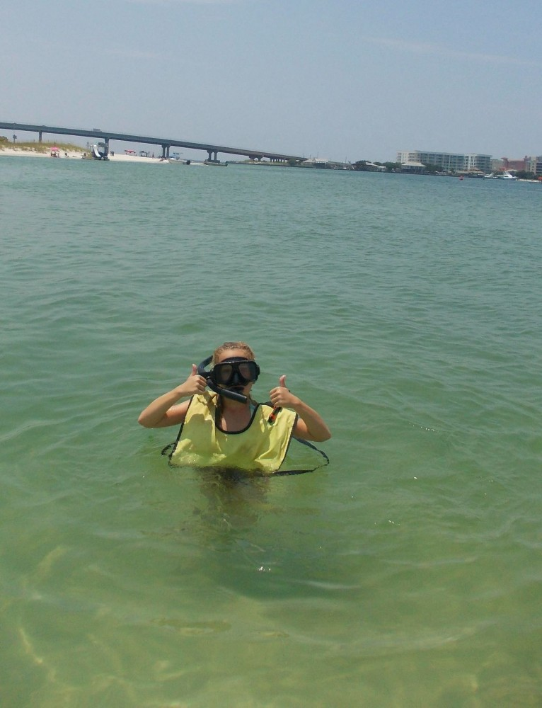 snorkeling gulf shores