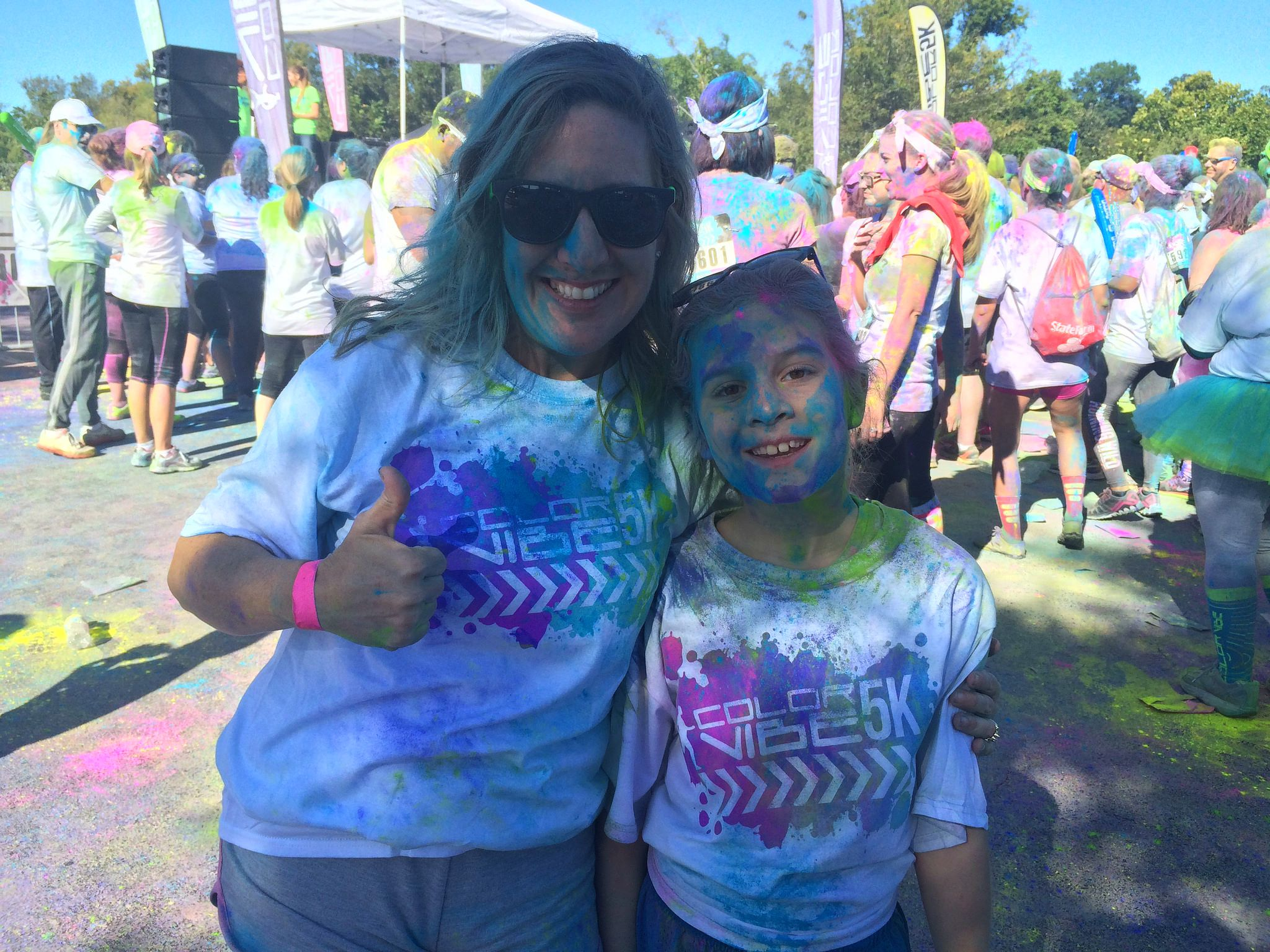 ColorVibe Tum E Yummies Event Race